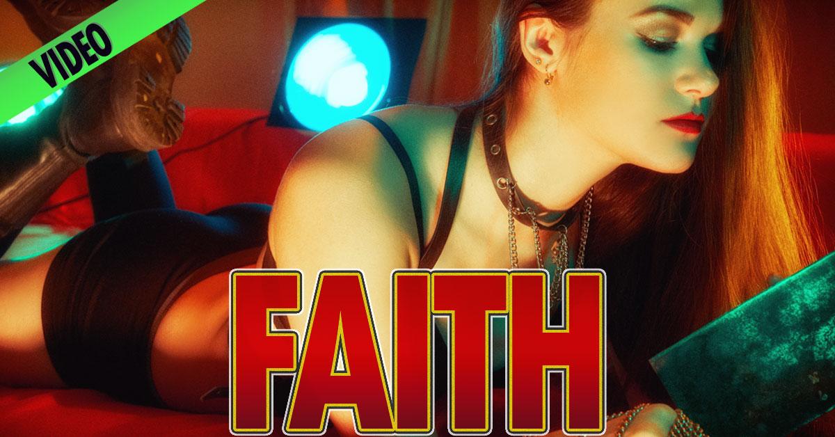 Vikki Sixx – Faith