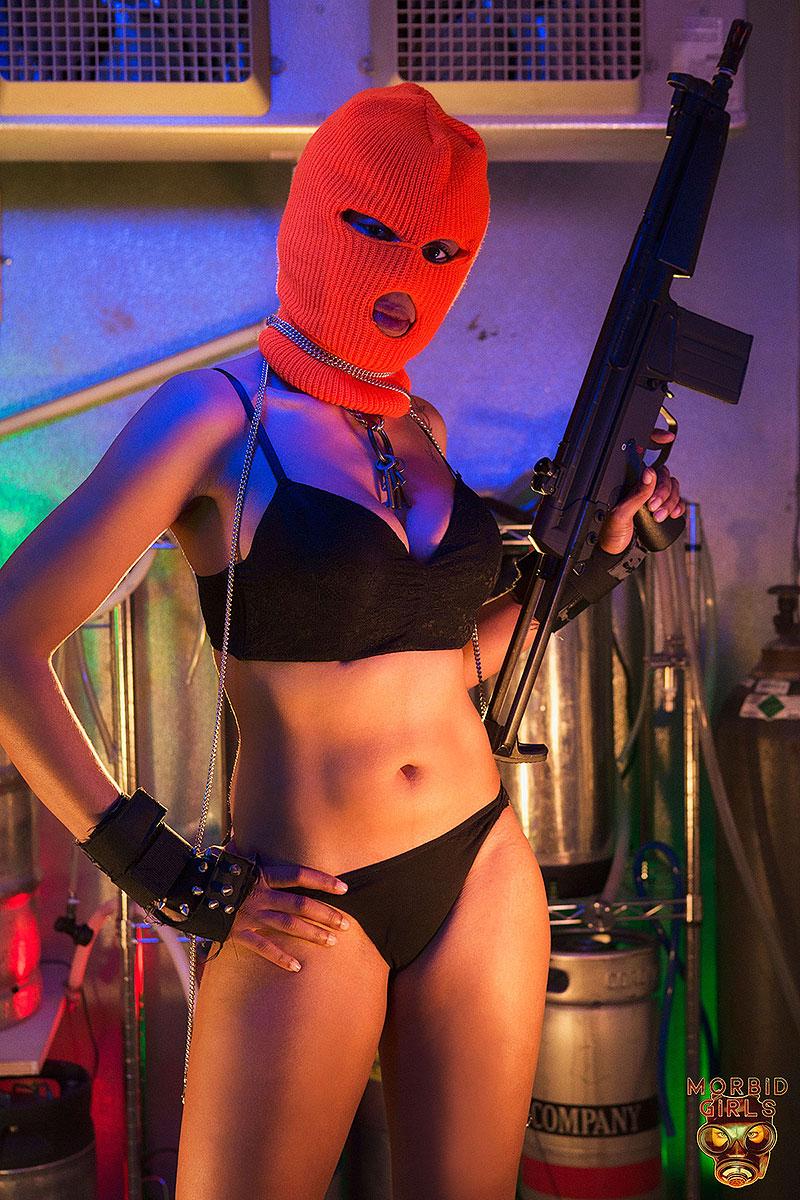 Vanessa Aria – Carnage