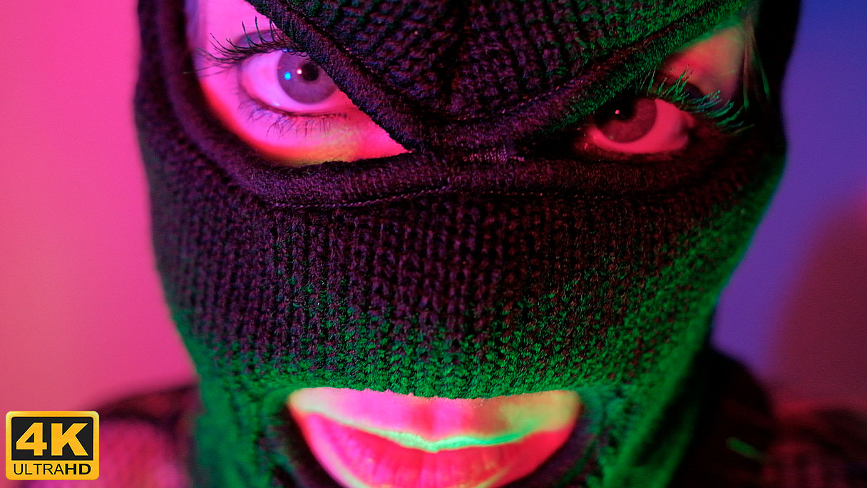 Nikki Rage – The Raid